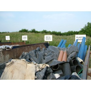 Risk Assessment Disposal of Waste Materials